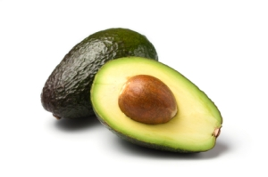 Regular meals of guacamole meant I had an abundance of avocado seeds.